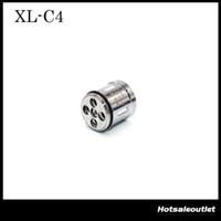 IJOY XL-C4 Light-up Chip Coil Fit for IJOY Limitless XL Sous Ohm réservoir RTA 100% Original