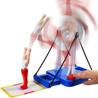 Prince of Horizontal Bar Educational kids Toy Super Gymnast ...