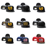 2016 popular Ball cap Brand wu tang Strap Back Caps men wome...