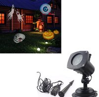 Free DHL Christmas Projector Laser Light 12 Replaceable Lens...