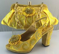 Cherry Lady Hot Selling Elegant Women' s Shoes and Bag S...