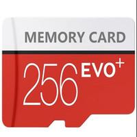 EVO + 256gb 128GB 64GB Micr SD Tarjeta MicroSD TF Tarjeta de memoria C10 Flash SDHC SD SDXC paquete GRATIS DHL