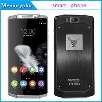 OUKITEL K10000 4G Smartphone MTK6735P Quad Core 5,5 pulgadas 2G RAM 16G ROM 10000MAH batería muestran 13.0MP cámara con Android 5.1