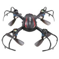 MJX X902 Black Spider Mini RC Quadcopter Drone avec 3D 2.4Ghz flip 6-Axis Gyro pour Débutant