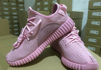 Hot sell pinks yeezy boost 350 Kanye West Yeezy Boost Shoes ...