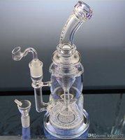 Bong! Big Torus robuste Tubes en verre d'eau des plates-formes pétrolières bongs en verre incycler avec 14,4 mm joint de taille de la plate-forme pétrolière hookah œuf fabuleux