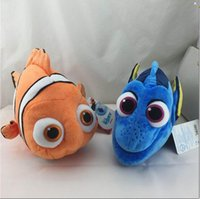 2016 New 40CM Finding nemo 2 finding Dory plush toys with or...