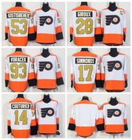 Philadelphia Flyers 50th Anniversary Jerseys 2016 Ice Hockey...
