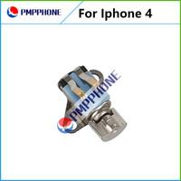 De bonnes pièces de rechange Vibro qualité pour Vibrator Apple iPhone 4 Moteur de haute qualité Livraison gratuite 50pcs / lot