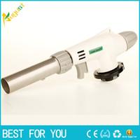 High Quality Gas lighter Torch lighter Flame Gun lighter Wel...
