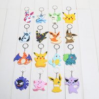 16PCS SET Poke Figures Pikachu Charmander Bulbasaur Squirtle...