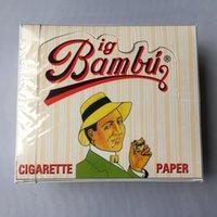 98mm*67mm Big Bambu Cigarette Rolling Papers High Quality Na...