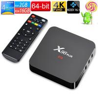 X98 Plus 4K Android5. 1 TV Box RK3229 Quad Core 2GB 16GB KODI...