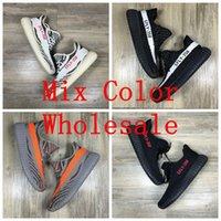 100% Quqality kanye Boost 350 V2 v 2 550 Running Shoes Footw...