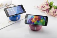 Универсальный беспроводной Bluetooth 4.0 Минидинамики телефон база Многофункциональные два варианта использования looklistening антигравитации с динамиком карточки TF Handsfree