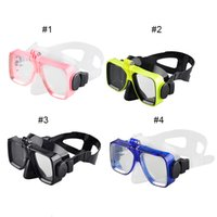 Gopro Diving Mask Glasses Soft Liquid Silicon Scuba Diving M...