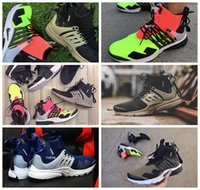 2016 Famous ACRONYM® x Lab Air Presto Mid Running Shoes For ...