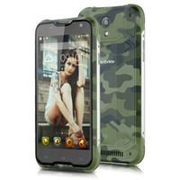 Original Blackview BV5000 Android 5.1 + impermeable a prueba de choques a prueba de polvo + 4G SmartPhone 5.0 '' MTK6735P Quad Core 2 GB de RAM 16 GB de ROM