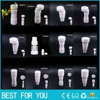 High quality 14mm 18mm domeless Ceramic Nails Male & Female ...