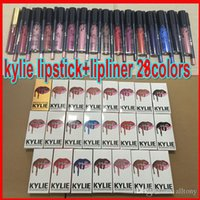 28 styles colors KYLIE JENNER LIP KIT Kylie Lip liner pencil...