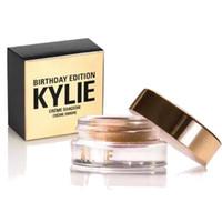 HOT Kylie cosmétiques Copper Crème ombre à paupières Anniversaire Edition Copper + Rose Gold DHL Free MR023