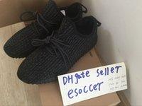 Turtle Dove Grey 350 Men Women Lovers Shoes Kanye West Sneak...