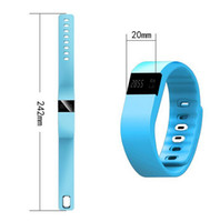 Étanche IP67 Smart Wristbands TW64 bluetooth fitness activité tracker smartband bracelet montre pas fitbit flex fit bit