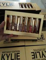 2016 Golden Kylie Jenner Lipkit Limited Edition Birthday CON...