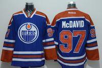 Edmonton Oilers #97 Connor Mcdavid 2015 American Premier Ice...