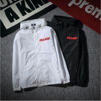 Palace Jacket High Quality Brand Clothing Hip- Hop Skateboard...