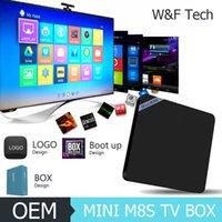 OEM Beelink Mini m8s Amlogic s905 Android 5. 1 Quadcore suppo...