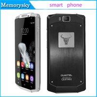 5.5 pulgadas Oukitel K10000 MTK6735P Quad Core 2G RAM 16G ROM Smartphone Android 5.1 10000mAh batería 4G LTE nuevo de alta calidad