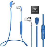 Casque Bluetooth DHLBluedio N2 gratuit V4.1 Écouteur HIFI Écouteurs stéréo sans fil Écouteurs Mémoire intégrée MIC-Handsfree pour iphone Samsu