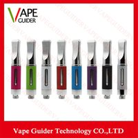 New 510 O pen Style Atomizer Wickless With Metal Cover Tips ...