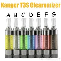 Kanger T3S Clearomizer Upgrade of T3 Atomizer 3. 0ml Replacea...