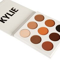Kylie Bronze Eyeshadow Cosmetics KyShadow Pressed Powder Kit...