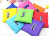 Free Fedex / DHL New цвета конфеты Япония Baggu многоразовый Экологию Торговый сумка сумка Environment Safe Go Green