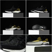 Drop Shipping Wholesale Famous Ultra Boost Black Gold BB5078...