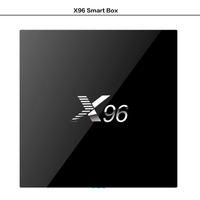 X96 Android 6. 0 OS TV Box 1GB 8GB Amlogic S905X Quad Core Wi...
