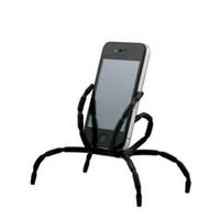 Universal Spider Support pour téléphone portable pour iPhone 6 Plus Stent pour Samsung S6 Edge S5 Support pour voiture Stand Support Support pour téléphone cellulaire