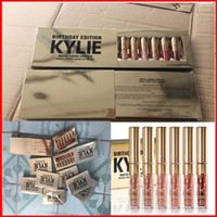 mini Kylie Jenner Lipkit Lord Metal Gold the Limited Edition...