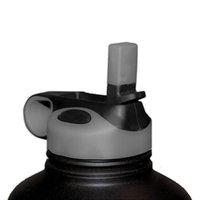 Оптовая Hydro Колба Широкий крышкой Рот Соломка для бутылки Крышка 18oz / 32oz / 40oz / 64oz Hydro Колба Изолированный воды из нержавеющей стали