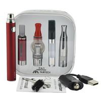 4in1 Vaporizer kit Multi atomizer MT3 Quartz coil skillet gl...