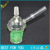 Tree Cup tarbuck cup Bong Water Pipes Dabuccino 10mm Glass B...