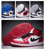 Retro 1 Mens Basketball Sneakers 2016 New Athletic & Outdoor...