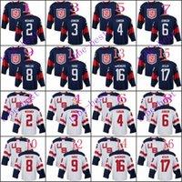 team usa #2 matt niskanen #2016 Hockey Jerseys, Best quality,...