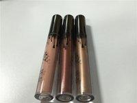 Precio barato Kylie Jenner lápiz labial de metal Barra de labios mate 3 colores HEREDERO KING K REINADO por DHL