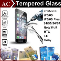 0. 3mm 9H 2. 5D Clear Tempered Glass Screen Protector Explosio...