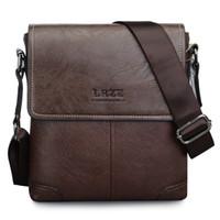 2016 New Fashion Men Crossbody Bag Durable Leather Messenger...