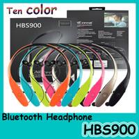 Bluetooth Headphone Wireless Earphone HBS 900 Stereo Sports ...